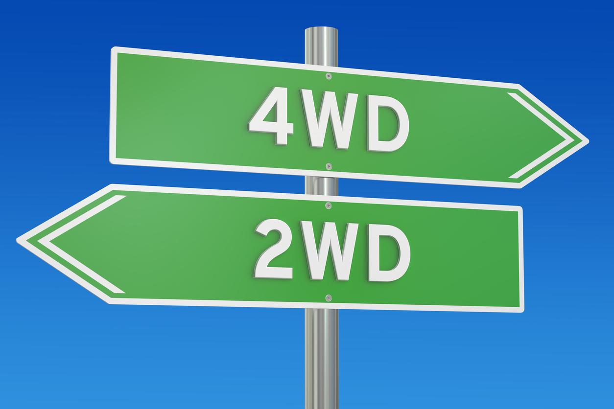 2WDと4WDどう違う?それぞれのメリットと選び方を解説します